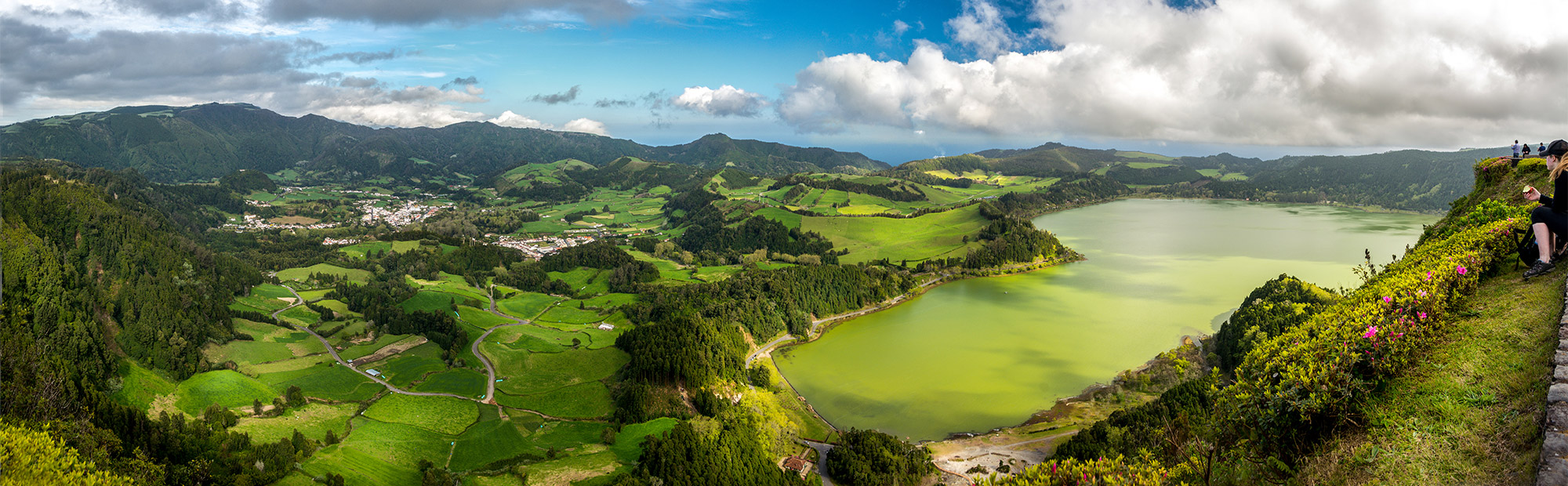 Van Tour - Furnas