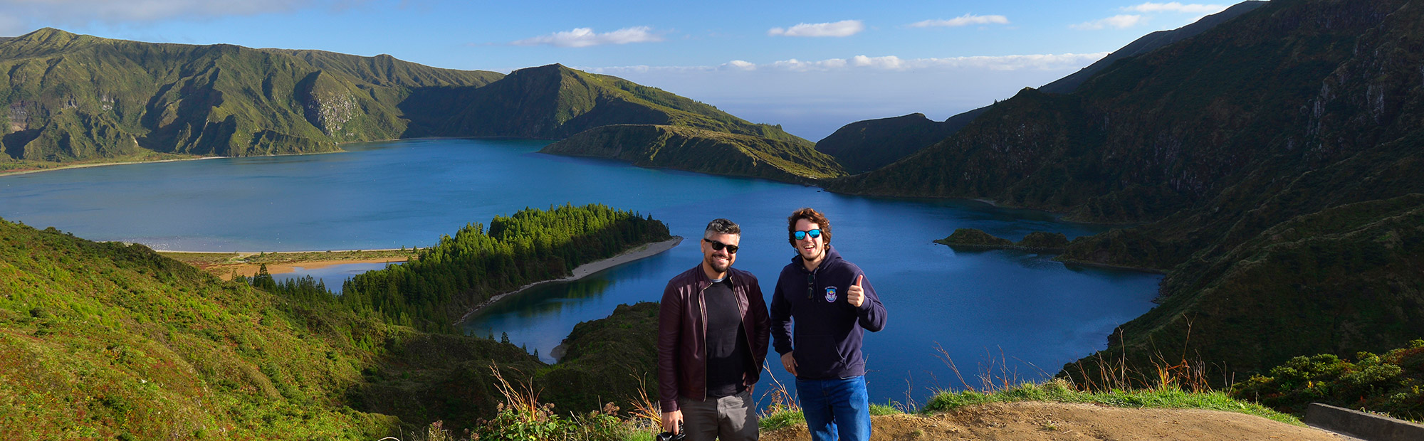 Van Tour - Lagoa do Fogo